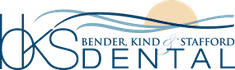 logo for Bender, Kind & Stafford Dental